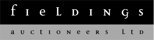 Fieldings Auctioneers logo
