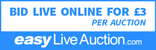 Easy Live Auction Bidding